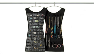 Jewelry Keeper Hanging Dress